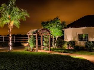 Benefits Of Landscape Lighting Fx Luminaire