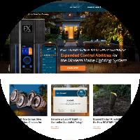 FX Website redesign