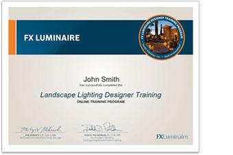 fxl online training fx luminaire
