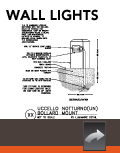 Incandescent Wall Lights