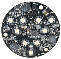 Black LED