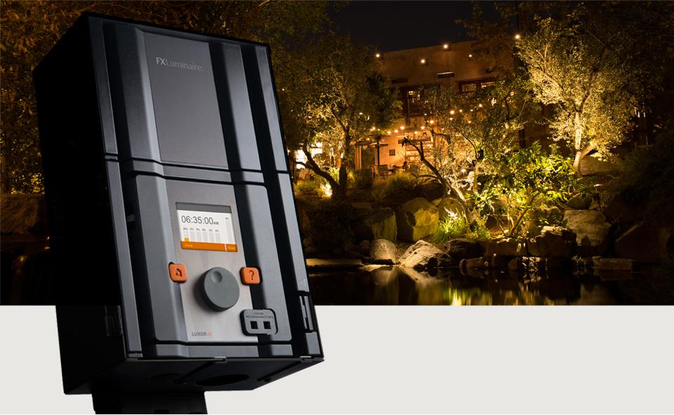 Introducing Luxor FX Luminaire