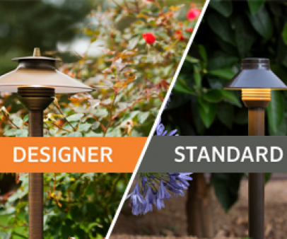 Fx luminaire landscape and architectural lighting fx luminaire find the right light for every project introducing the designer and standard series aloadofball Gallery