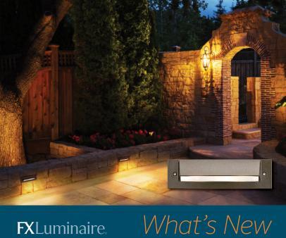 Fx Luminaire Landscape Architectural Lighting