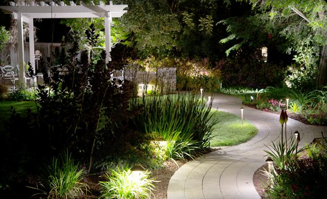Elegant Benefits Of Landscape Lighting