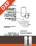 PX Installation Details - DXF