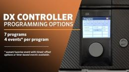 FX Luminaire DX Transformer Landscape Lighting Controller Features