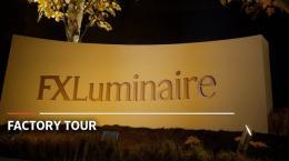 FX Luminaire Factory Tour