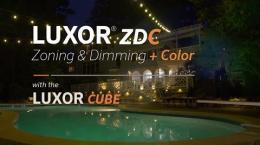 FX Luminaire Luxor CUBE, The Anniversary