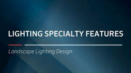 FX Luminaire Training | Lighting Specialty Features