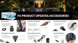 FX Luminaire's Product Updates and Accessories