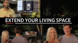 FX Luxor Lighting: Extend Your Living Space