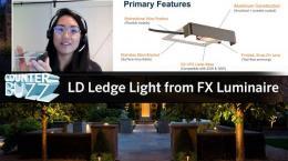 LD Ledge Light from FX Luminaire