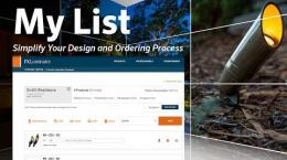 My List from FX Luminaire: Simplify Your Design and Ordering Process
