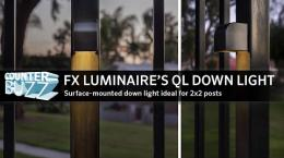 QL Down Light from FX Luminaire