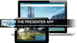 The Presenter App from Hunter Industries