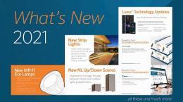 What's New, Lighting, 2021