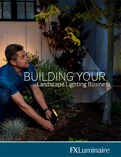 Cover thumbnail of Building Your Landscape Lighting Business